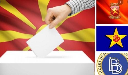 СДСМ води само на наместени анкети со 102,5 отсто