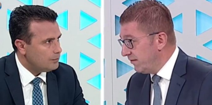Мицкоски: Ах бре Заев, до тоа дереџе дојде да ми праќаш пораки преку Тричковски