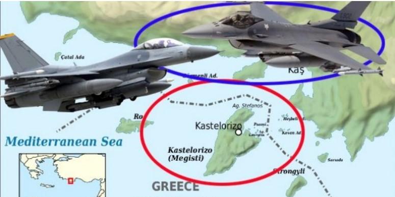 Членките на НАТО Грција и Турција на раб на војна