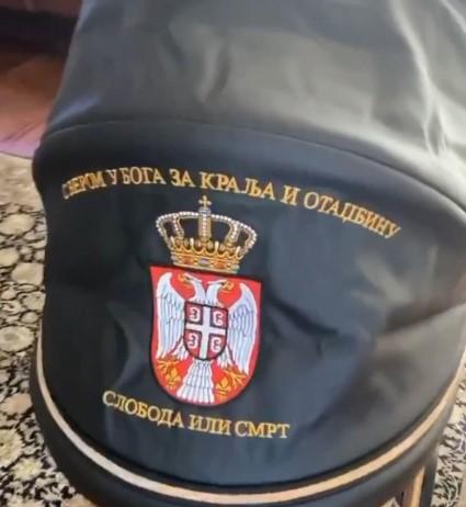 Малиот Жељко ќе се вози во количка со логото на неговиот дедо