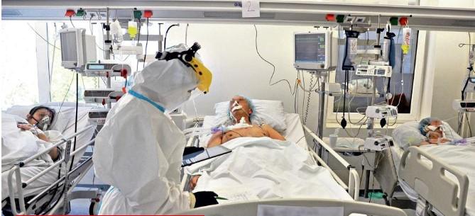 Во Бугарија рекорден број починати од коронавирус за 24 часа