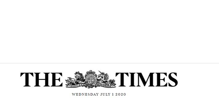 """Публикација за продажба на оружје од Балканот на Блискиот Исток во која учествуваа и македонски експерти објавена во """"Тајмс"""""""