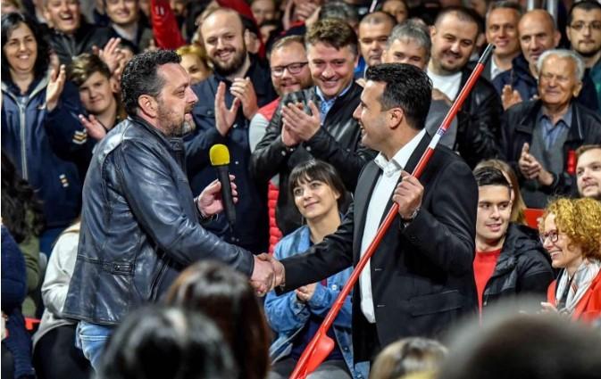 """Место да гледа во својот, СДСМ гледа во дворот на ВМРО-ДПМНЕ: Метлата на """"Бихаќка"""" треба да почне да мете од Заев"""