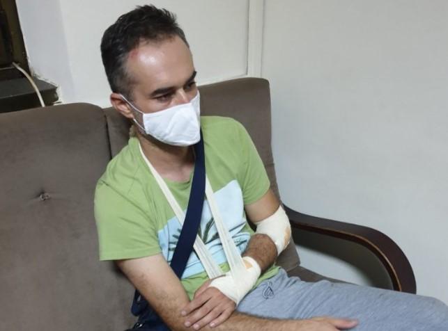 Претепаниот директор на клиника ќе го тужи Чеда (ФОТО)