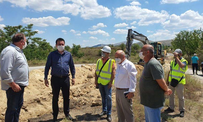 Жителите на велешките села на Раштани и Бузалково за прв пат добиваат чиста вода за пиење