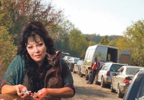 Лечи и предвидува: Maрина е српската Баба Ванѓа