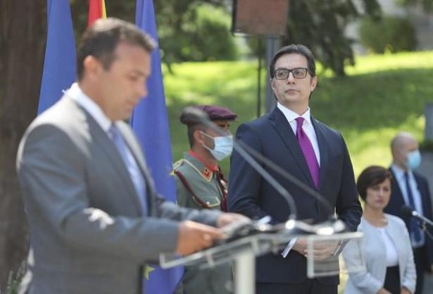"""Прв ден од мандатот на Заев даден на """"жими мајка"""""""