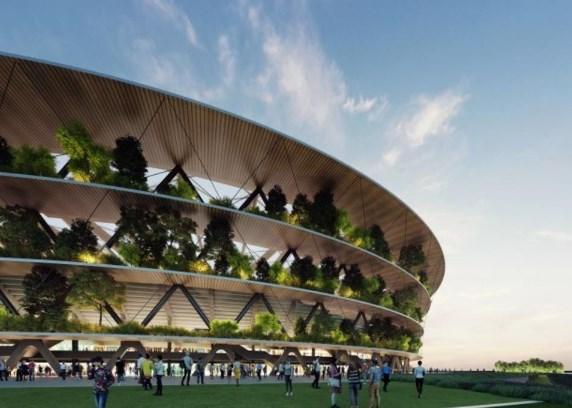 Новиот стадион во Белград ќе се вика Александар Вучиќ (ФОТО)