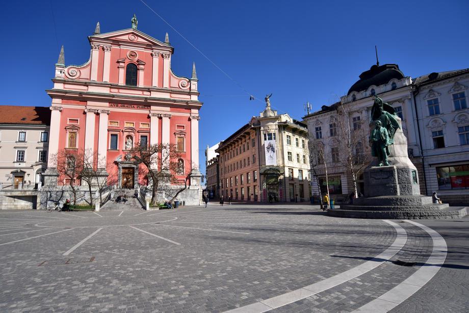 Словенија забрани работа на продавниците во недела и за празници