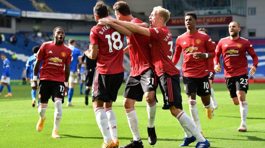 Луд натпревар меѓу Брајтон и Манчестер јунајтед: Судијата прво свирна крај, па пенал за Манчестер јунајтед!