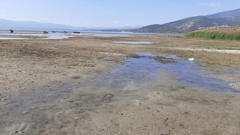 Охрид SOS со петиција за спас на Преспанско Езеро: До кога македонските институции, локални самоуправи и засегнати страни индолентно ќе молчат?!