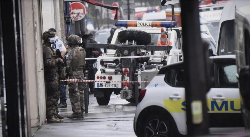 Уапсен главниот осомничен за терористичкиот напад во Париз