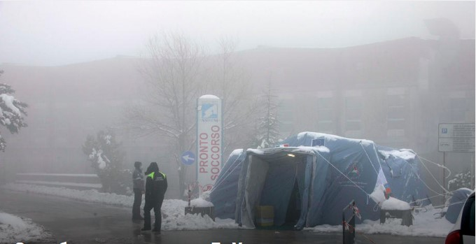 Во Австрија и Италија од вчера паѓа снег, во регионов врвовите на Бјелашница имаат бела покривка