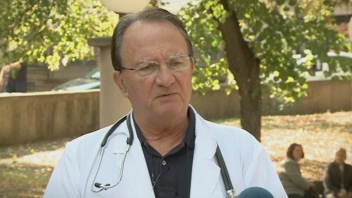 Чибишев: Некои од болниците во Скопје се пред финансиски колапс, а персоналот преморен и на крајот на силите