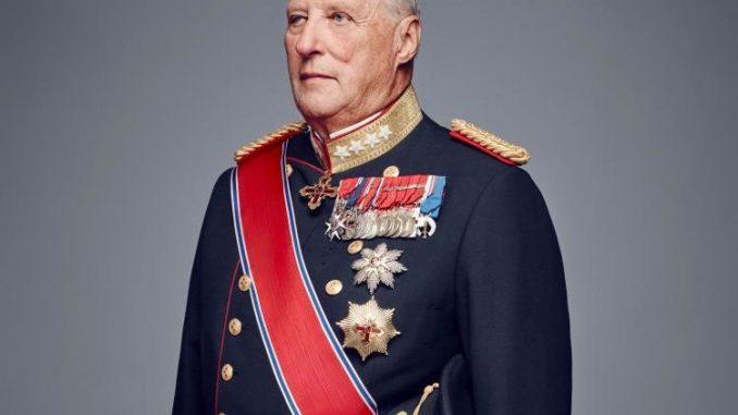Хоспитализиран е норвешкиот крал Харалд Пети