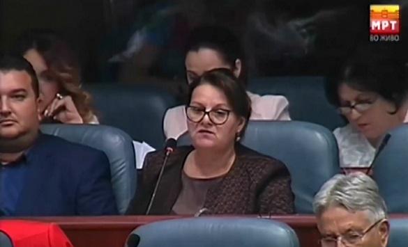Поранешната пратеничка Нада Ципушева потврди дека седницата на 27 април требало да продолжи следниот ден
