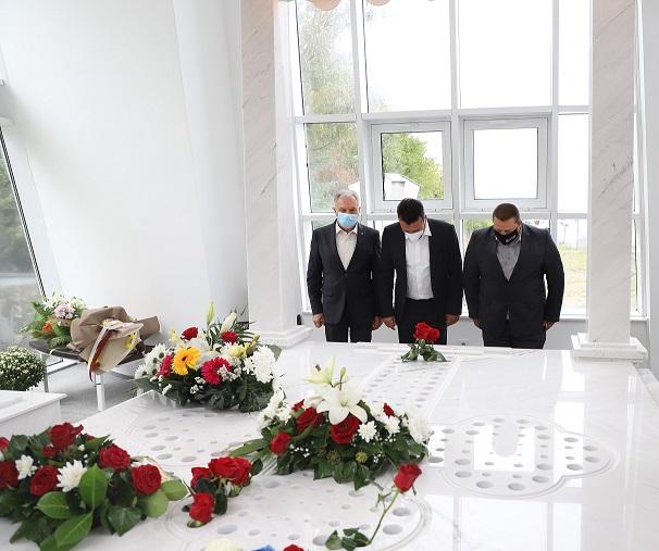 Откриено спомен-обележјето на Тoше Проески во Крушево