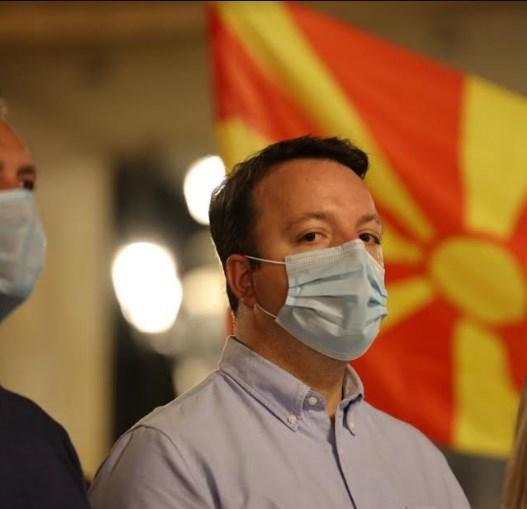 Николоски: Илјадници работници може да останат без плата заради неспособноста и мрзеливоста на Заев