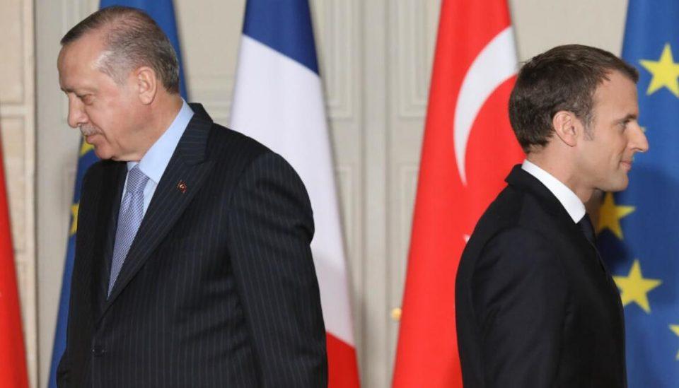 Ердоган продолжи со критиките за Макрон: Тој треба да биде подложен на испитувања