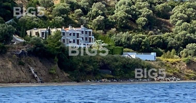 Може да се види само од морето: Ова е новата хациенда на Заев на Халкидики (ФОТО)