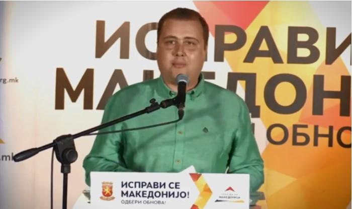 Пренџов: Со новиот ребаланс се крати помош за малите и средни претпријатија, а ќе се помагаат олигарсите кои се чеда на СДСМ, како што најави Заев