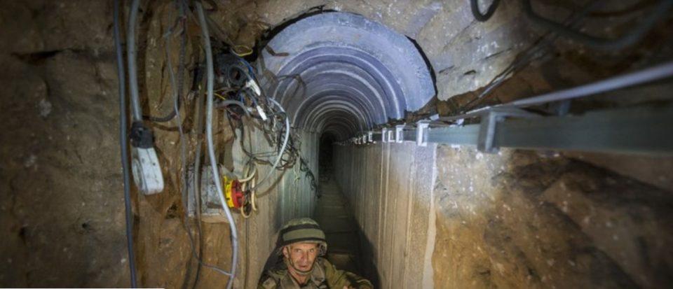 Откриен тунел од Појасот Газа кон Израел