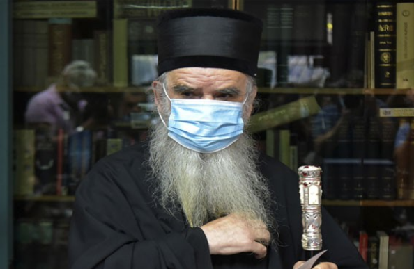 Црногорската митрополија потврди-Почина Архиепископот цетински Амфилохије