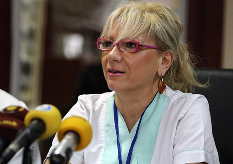 Софијанова: Зборуваме за рекорди, тоа се должи на мутирање на вирусот, па почнавме да сфаќаме дека добива нова димензија