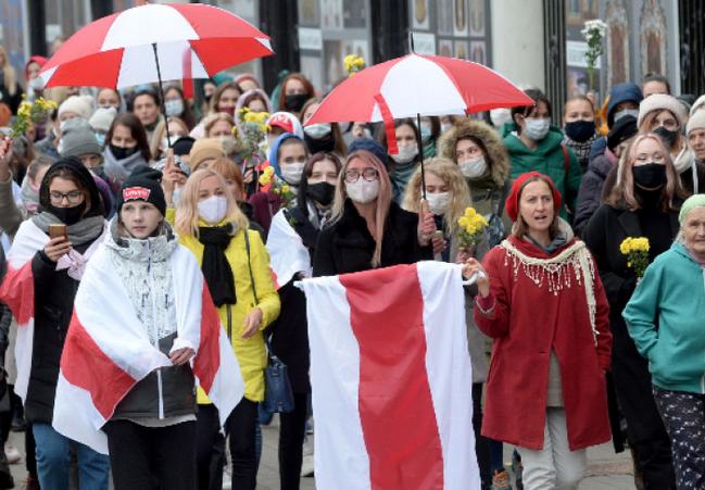 """Наградата """"Сахаров"""" за демократската опозиција на Белорусија"""