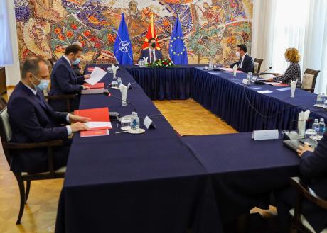 ВО ЖИВО: Заврши Советот за безбедност