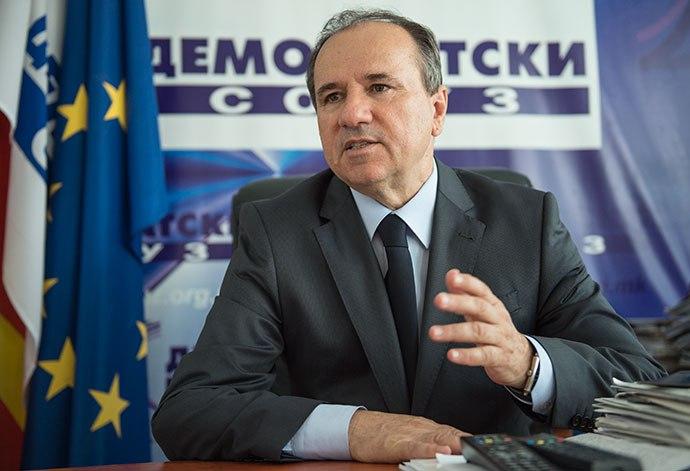 Демократски сојуз: Османи да му врачи протестна нота на бугарскиот амбасадор