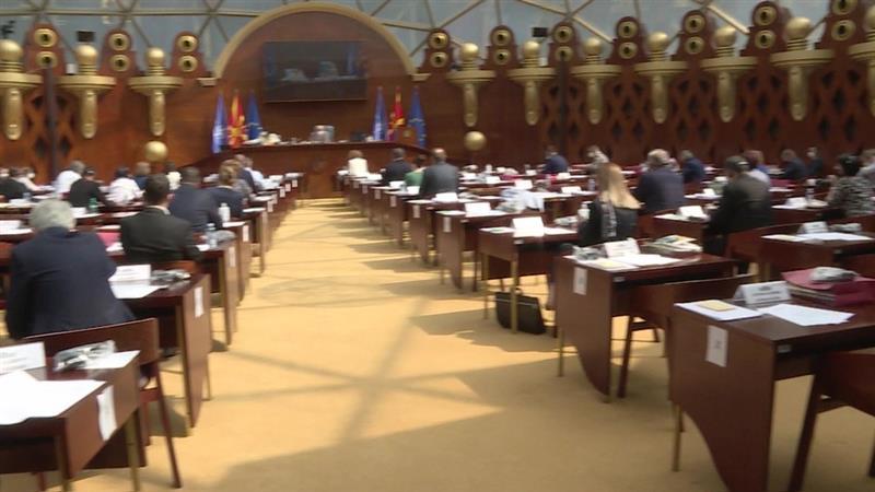 Собранието денеска треба да ја продолжи 34. седница