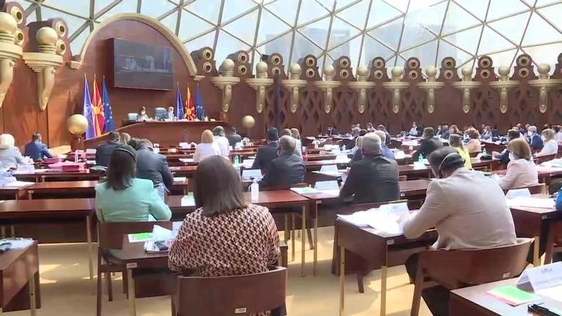Новите мерки против ширењето на вирусот неделава пред пратениците, гласањето неизвесно