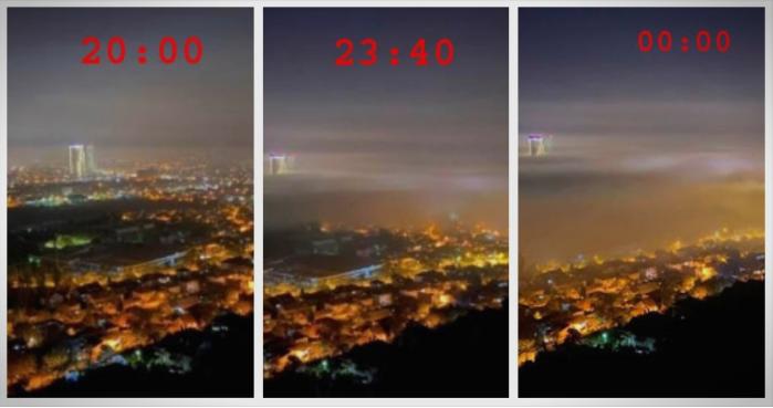 Загадувањето во Скопје над дозволеното, најкритични вечерните и ноќните часови
