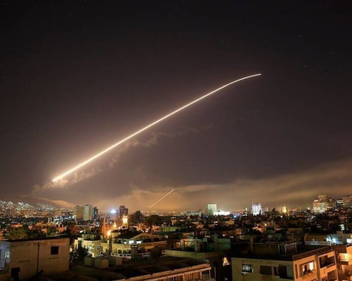 Сирија: Израелски воздушен напад на Дамаск
