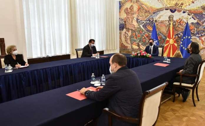 """Здружението """"Музика сега"""" на средба со Пендаровски: Бараат итна ревизија на протоколите за музичките работници"""