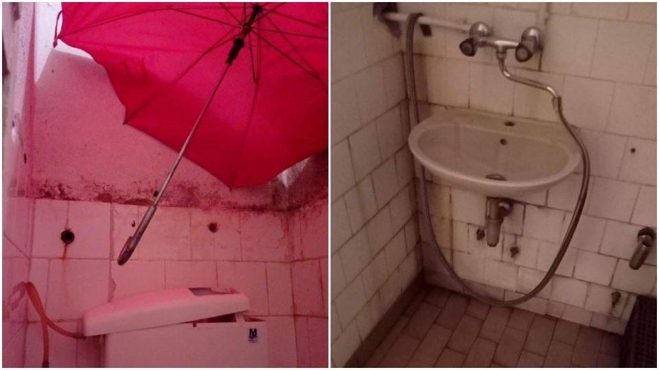 ДЗСИ наложи итно санирање на руинираните простории во битолската болница