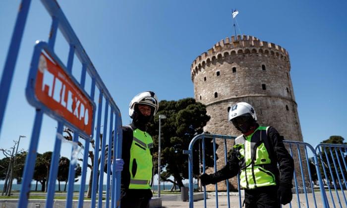 Грчките доктори предупредуваат: Солун не е далеку од сцените што ги видовме во Италија