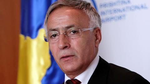 Екс претседателот на косовскиот парламент Јакуп Красниќи пренесен во Хаг