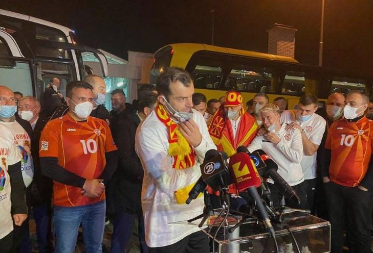 Хероите преку Приштина се вратија дома