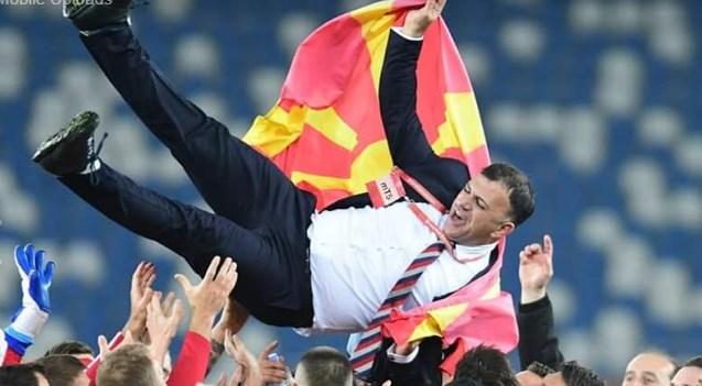 Игор Ангеловски ќе ја предводи Македонија на историското ЕП