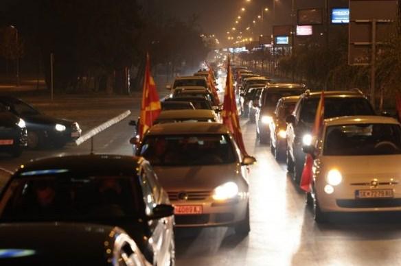 Народот се крена: Изборот е или Заев или Македонија (ФОТО)
