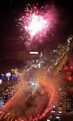 Како среде Тирана: Прослава во Тетово за денот на албанското знаме (ВИДЕО)