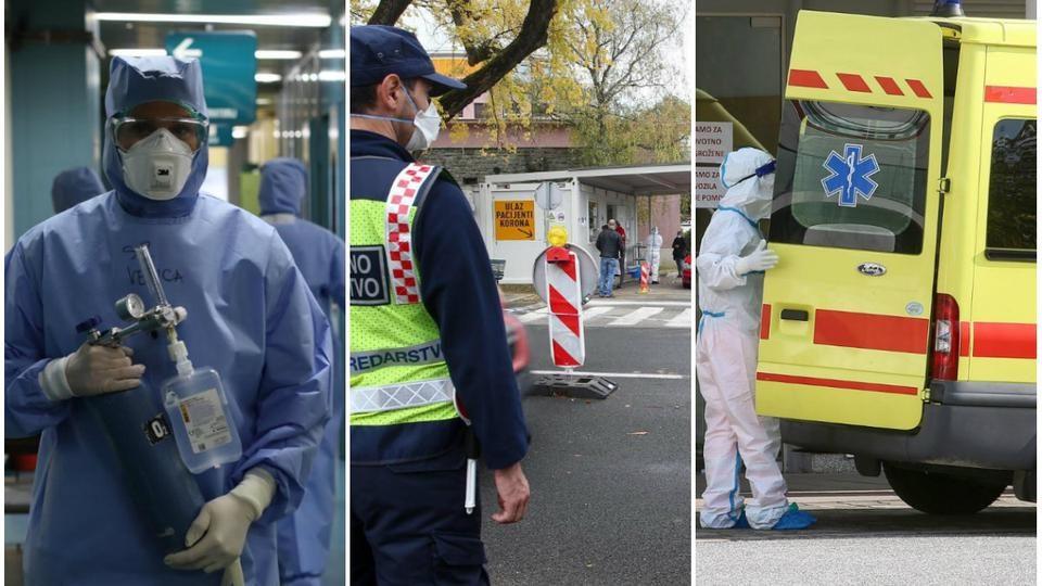 Во Хрватска откриен њујоршки вид на коронавирус, почина 40-годишник