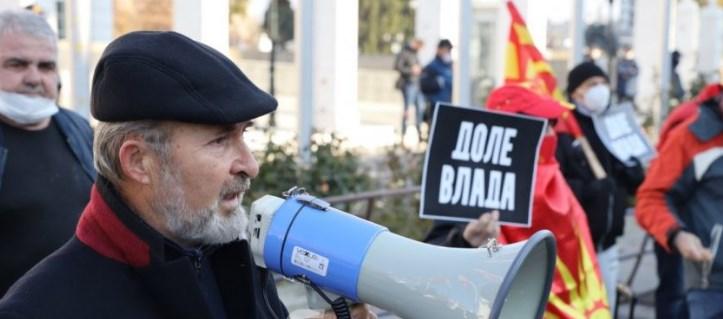 Koце Трајановски: Да ја спасиме државата од распродавањето кое го врши Заев