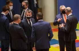 Европските лидери се изолираа поради Емануел Макрон