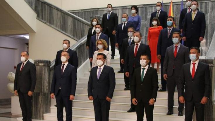 Мицкоски: Ги повикувам сите членови во парламентот, сочувајте ја вашата чест и изгласајте недоверба на оваа влада