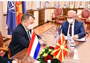 Средба Џафери-Дирк Јан Коп: Не е прашање дали Македонија ќе стане членка на ЕУ туку кога