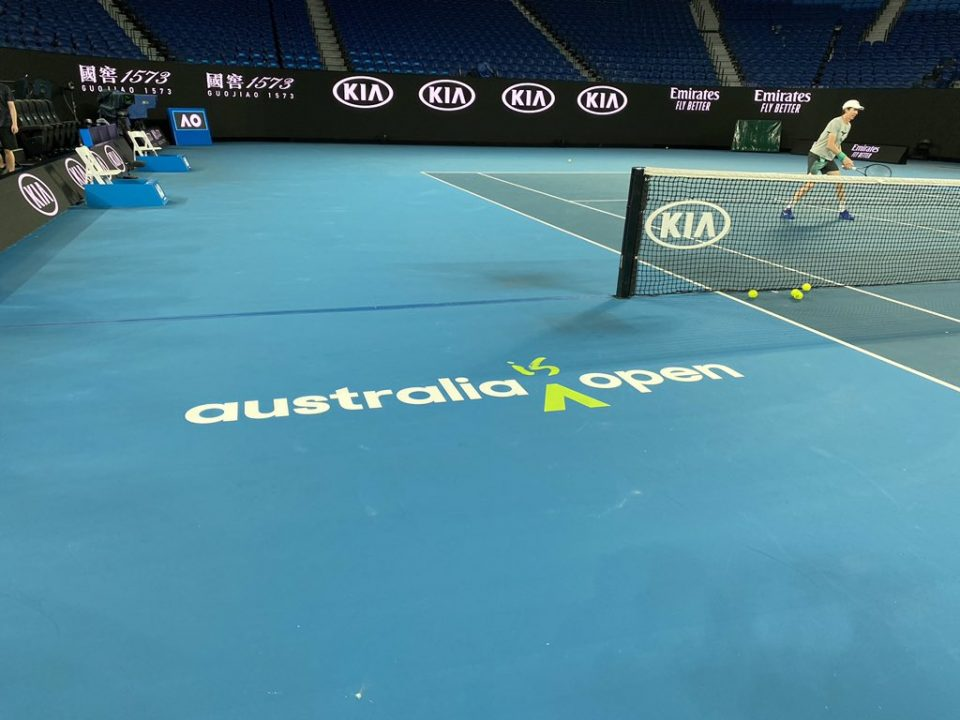 Отвореното тениско првенство на Австралија објави строги правила
