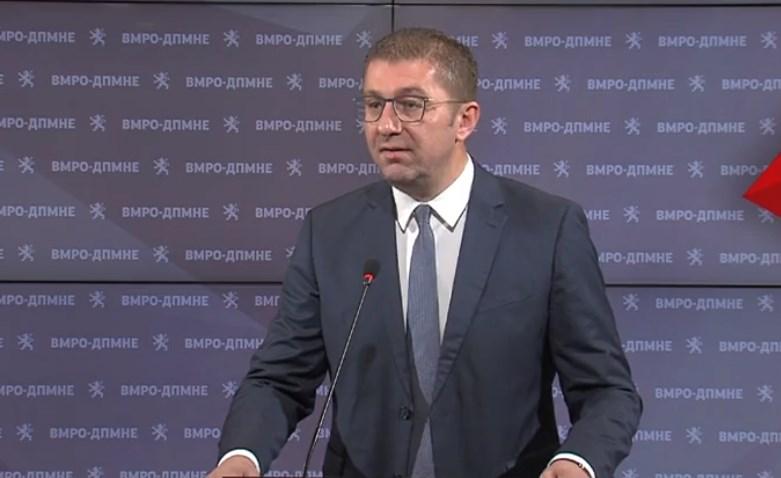 Мицкоски: Додека Спасовски се фали колку казни напишал на народот, Мијалков го пуштија да избега со милионите